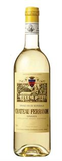 Chateau Ferrande Graves Blanc 2013 750ml